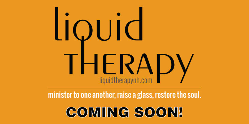 Liquid Therapy Coming Soon Banner